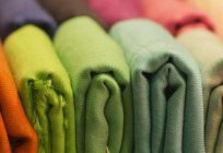 Fabric shirting cotton: properties, types, advantages and disadvantages