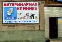 Which is better veterinary clinic (Tomsk)? Where to treat animals?