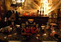 Halloween for kids: scenario options. Halloween for children at home