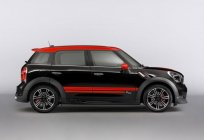 Mini Cooper Countryman: first encounter