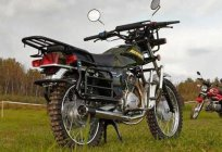 Desna - motorcycle for travel to hunting and fishing