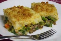 What to cook minced meat and potatoes? Recipes from meat and potatoes
