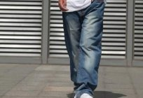 Size men's jeans to determine to buy online is easy!