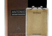 Antonio Banderas: men's perfume, a unique collection