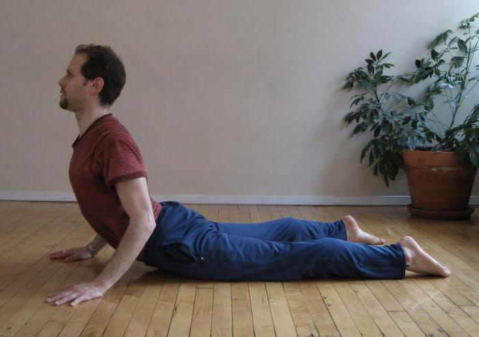 Cobra pose in yoga benefits