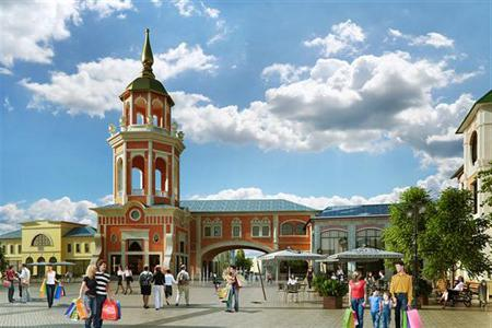 outlet village Belaya dacha how to get