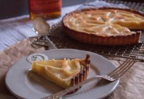 Pie with pears: a simple recipe. Cooking tips