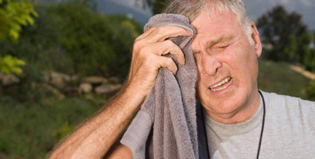 signs of male menopause
