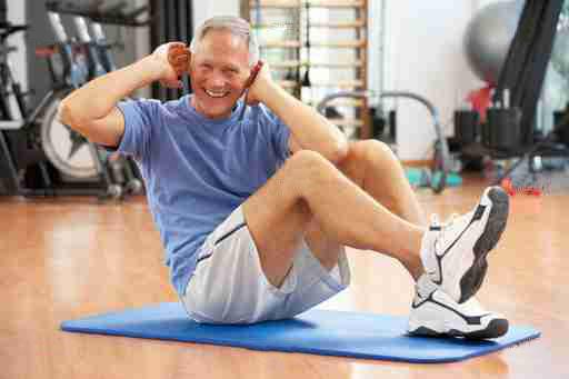 how does male menopause