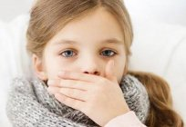The child to cough. The nature of cough and methods of treatment