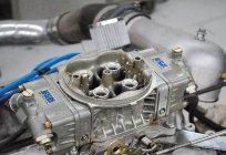 Carburetor engine: components and characteristics