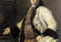 Portraits of famous artists. Portraits of famous artists of the 18th century
