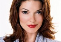 Actress and model Laura Harring