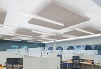 Suspended ceiling type