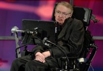 Stephen Hawking: life and work
