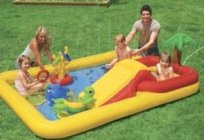 How to glue an inflatable pool: tips
