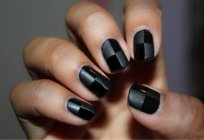 Beautiful and simple design for nails for beginners