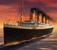 How many people died on the Titanic