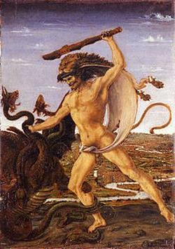the labors of Hercules synopsis myths of Ancient Greece