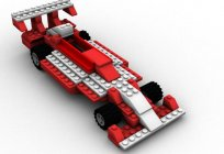 What can be built from Lego? Ideas and options