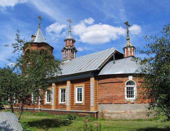 attractions Lytkarino of the Moscow region