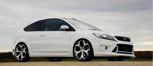 Tuning Ford focus 2