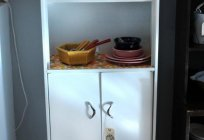 Tall Cabinet for kitchen: beautiful, ergonomic, comfortable