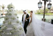 Arab wedding: description, tradition, customs and peculiarities
