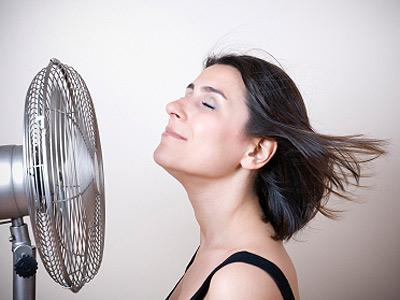 hot flashes in menopause