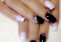 Beautiful manicure with pebbles: interesting ideas, features and reviews