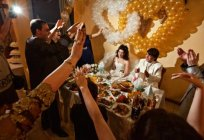 National traditions of Tatarstan: wedding toasts from parents