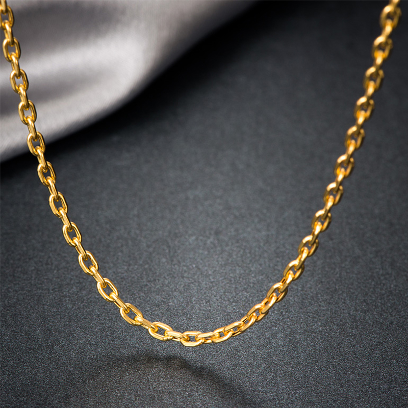 gold chain in gift