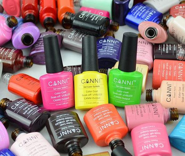 gel nail Polish canni reviews