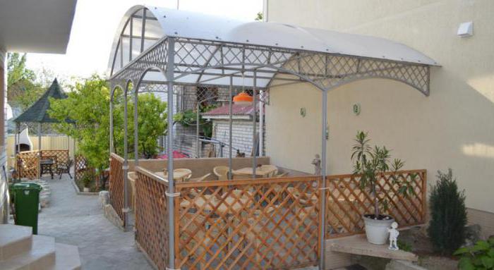 Гостевой дом в Анапе цены на отдых отзывы