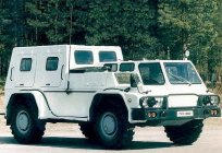 GAZ Vodnik: specifications, reviews and photo