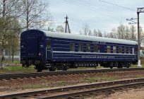 The Museum of the October railway - the pride of Russia
