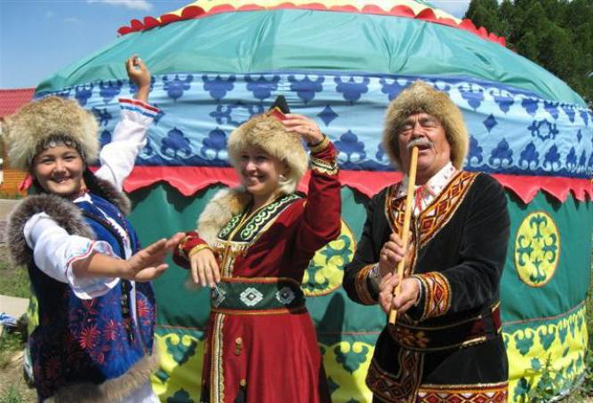October 11 festival in Bashkiria