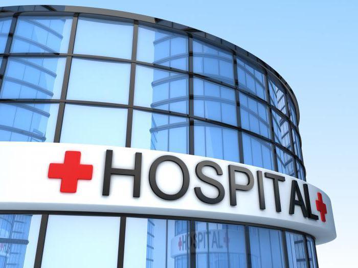 krankenhaus traumdeutung