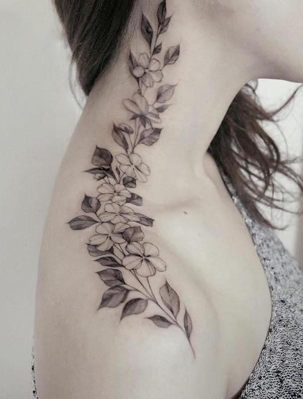 Tatuaż Na Szyi Czy Jesteś Gotowy Zaskoczyć