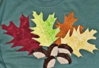 The patterns of the leaves of the trees - ideas and pictures