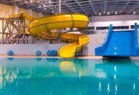 Is there a water Park in Surgut? All pools with water attractions of the city