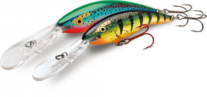 "wobblers, ""was Rapala"" reviews"