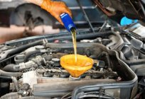 Why the engine is eating oil: possible causes