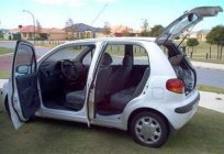 Daewoo Matiz. Specifications and design