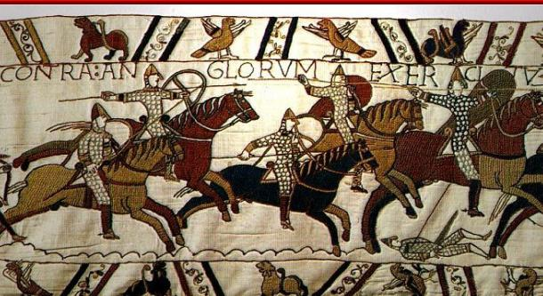 the Normans the Vikings