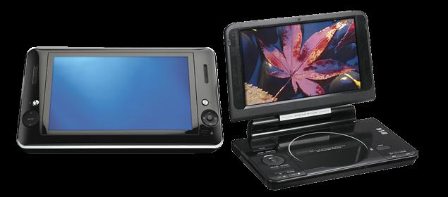 portable dvd player with tv tuner