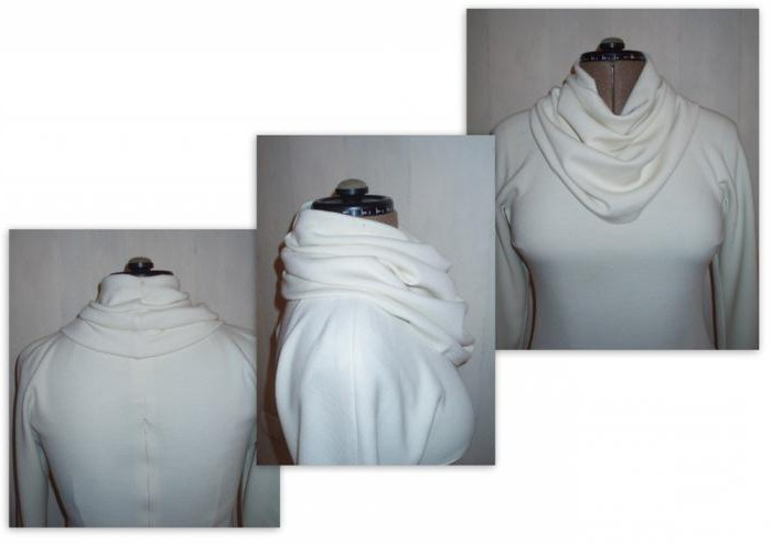 cowl neck pattern