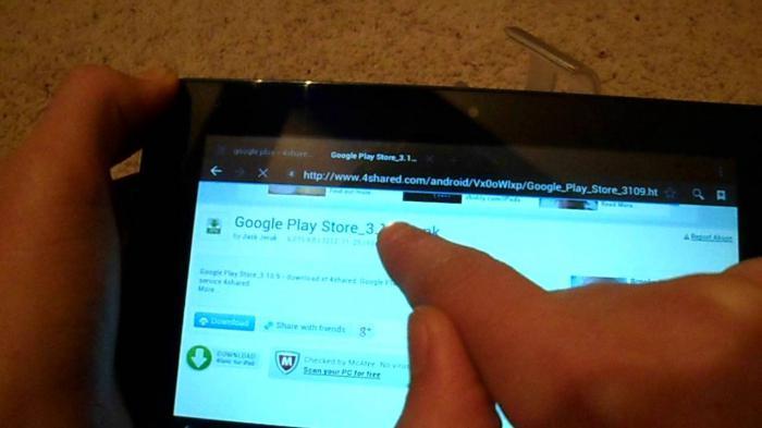 андроид планшеттегі карта ойындары