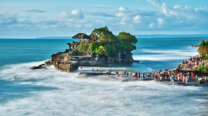 Bali is a country