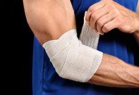 Fluid in the elbow: causes, symptoms and treatment